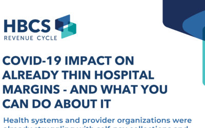 COVID-19 Impact on Already Thin Hospital Margins – and What You Can Do About It